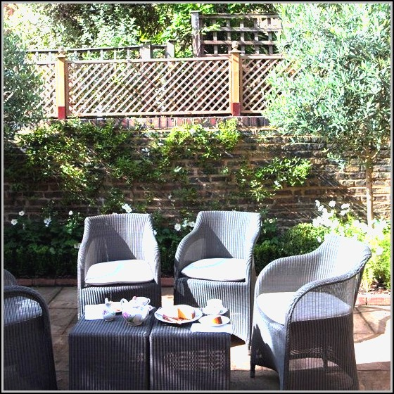 Outdoor Patio Ideas For Small Spaces