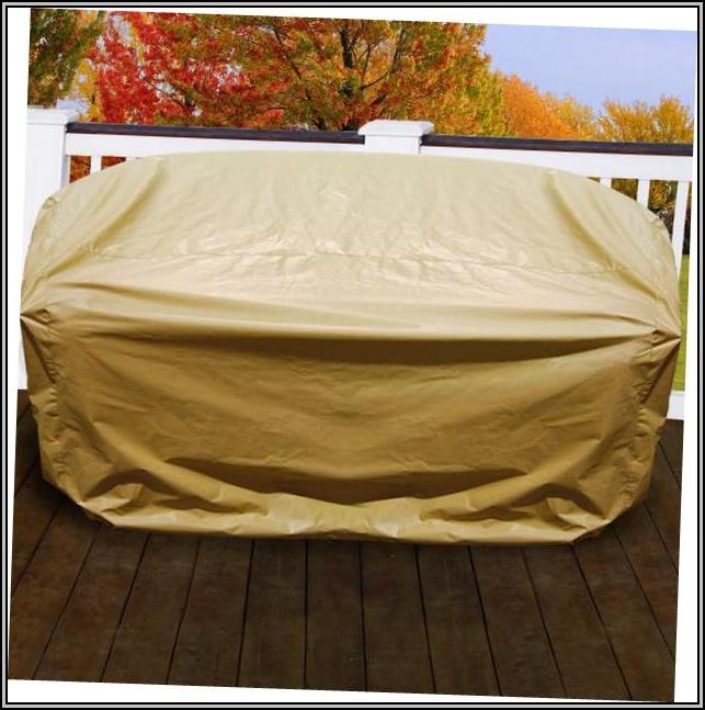 Outdoor Wicker Furniture Covers
