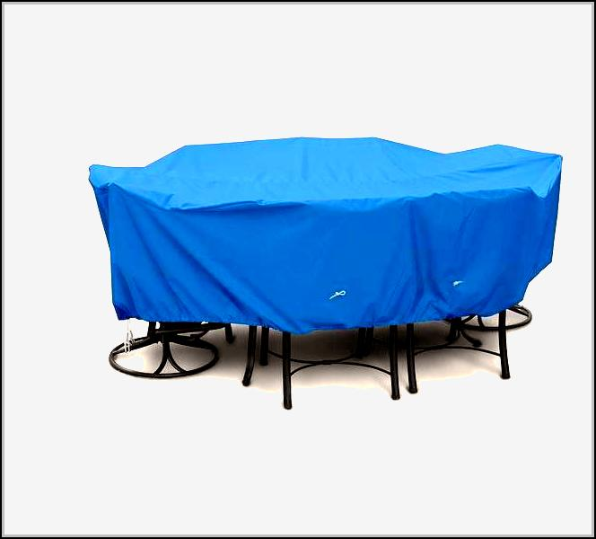Patio Dining Set Cover