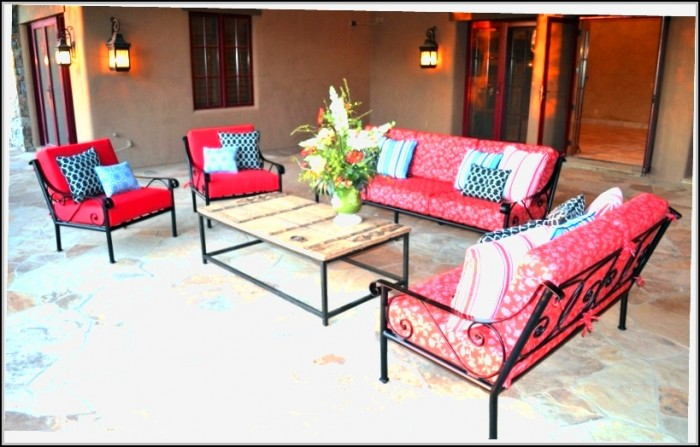 pallet patio furniture cushions patios home design