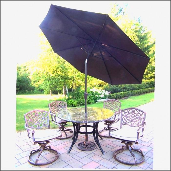 Patio Umbrella Alternative: Patio Umbrella Stand Target