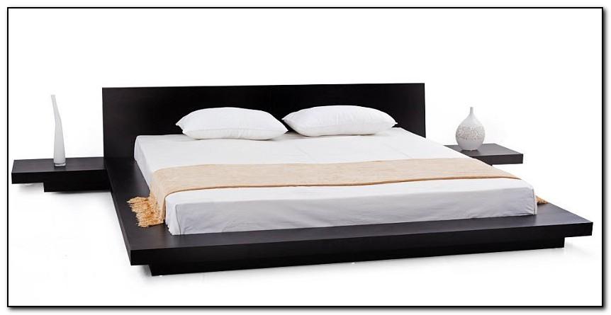 Platform Bed Frames Queen Size