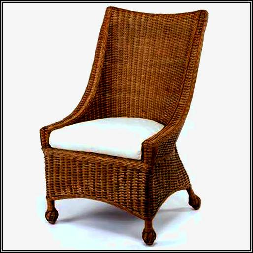Rattan Dining Chairs With Arms