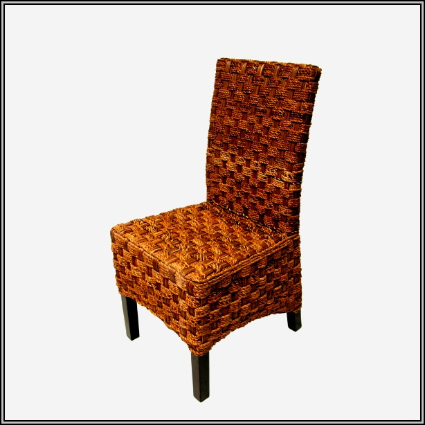 Rattan Dining Chairs With Casters