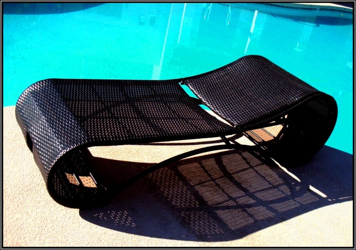 Vintage Pool Lounge Chairs Chairs Home Design Ideas