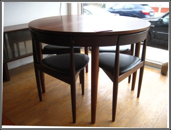 Space Saving Furniture Dining Table