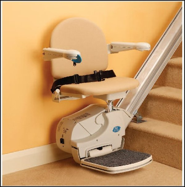Stair Chair Lift Used