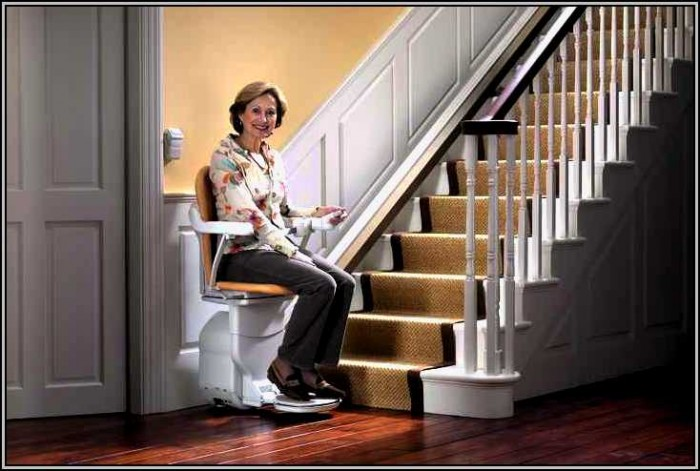 Stair Lift For Stairs That Turn