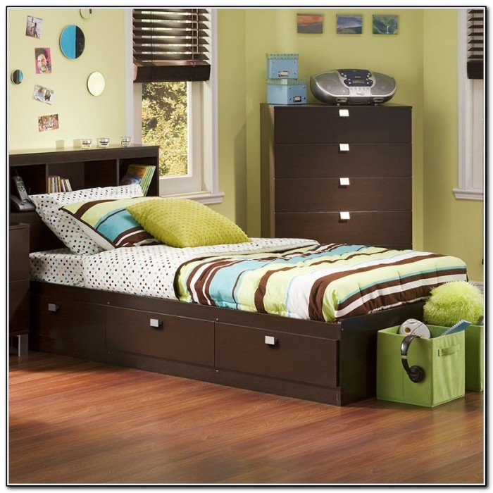 Twin Bed Frame Kids