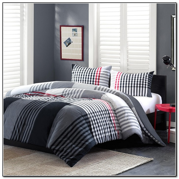 twin xl bedding for guys