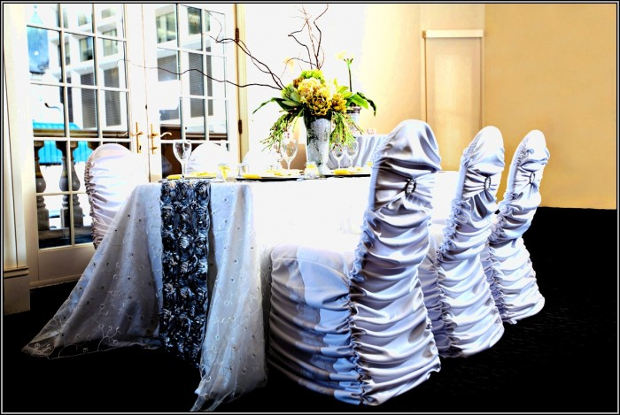 Unique Chair Covers For Weddings