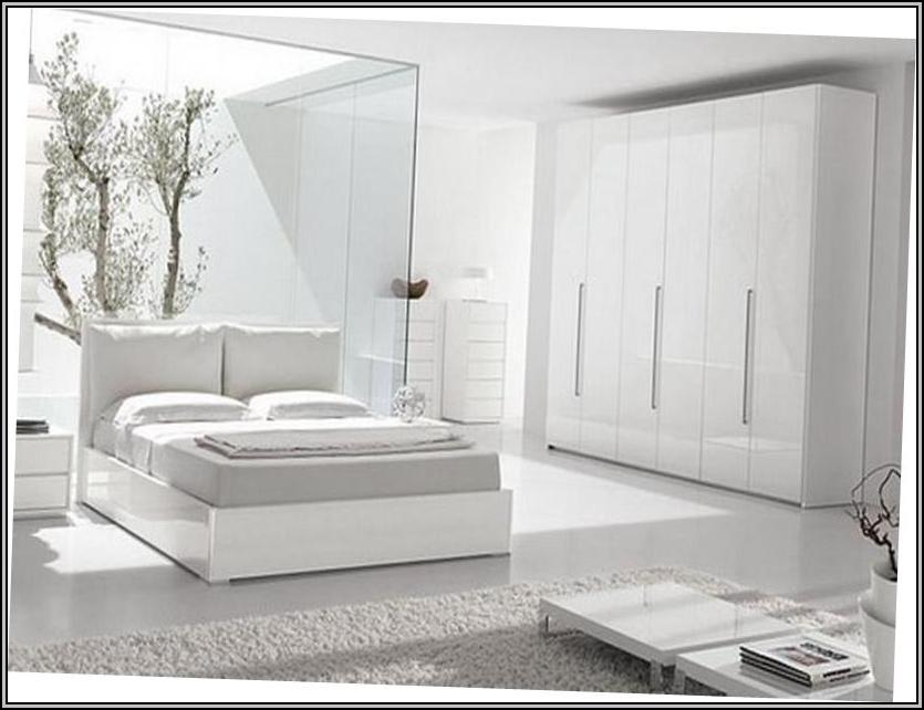 White Bedroom Furniture Modern