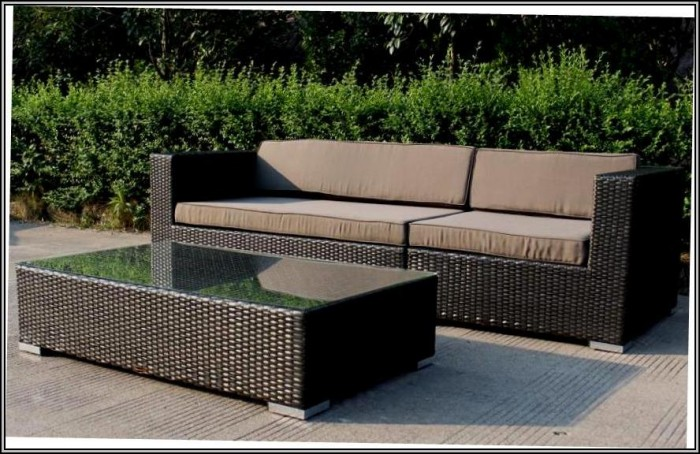 Modern outdoor wicker furniture general home design for Outdoor furniture adelaide