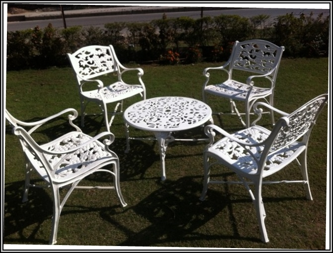 Wrought Iron Furniture Singapore