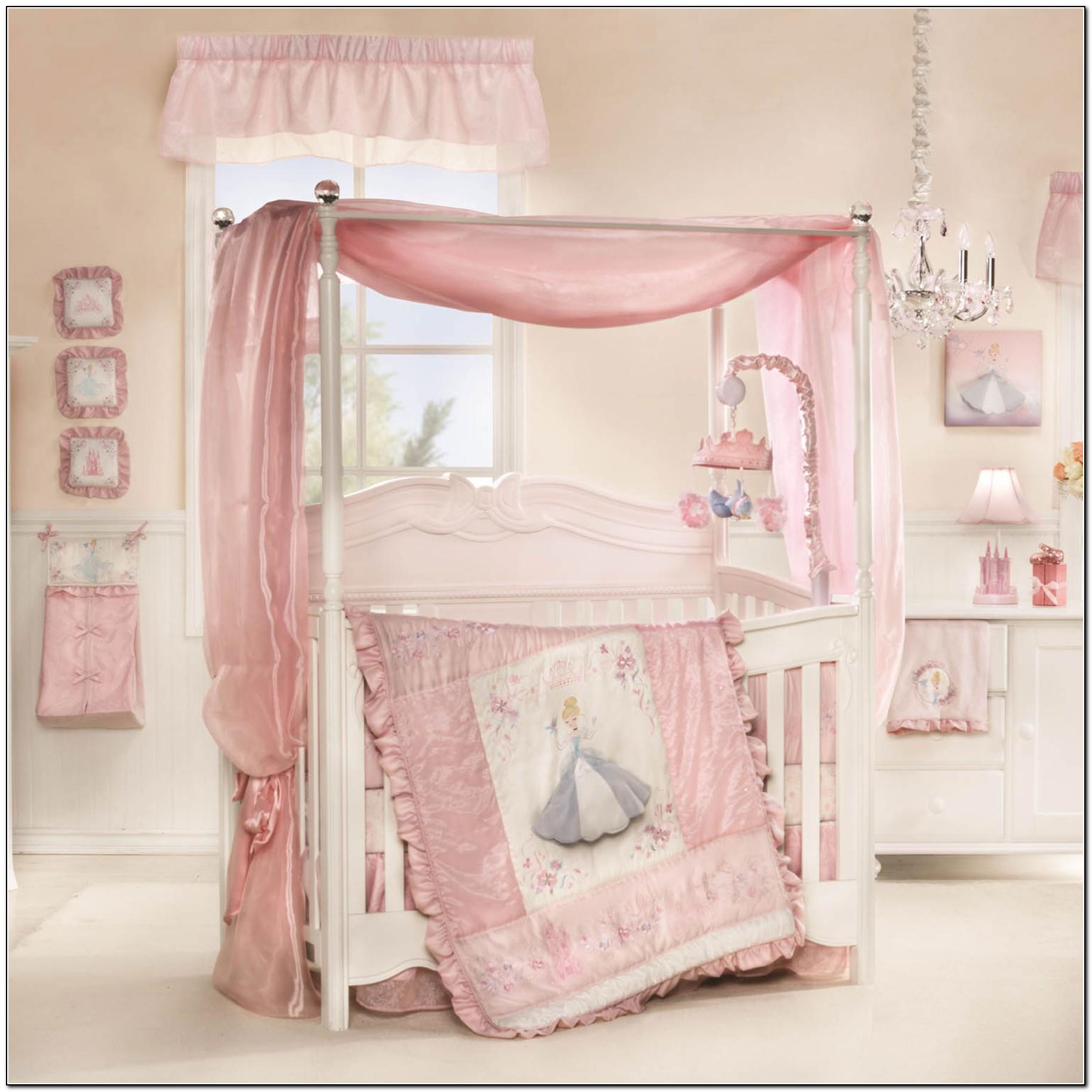 Baby Girl Crib Bedding Princess Download Page Home