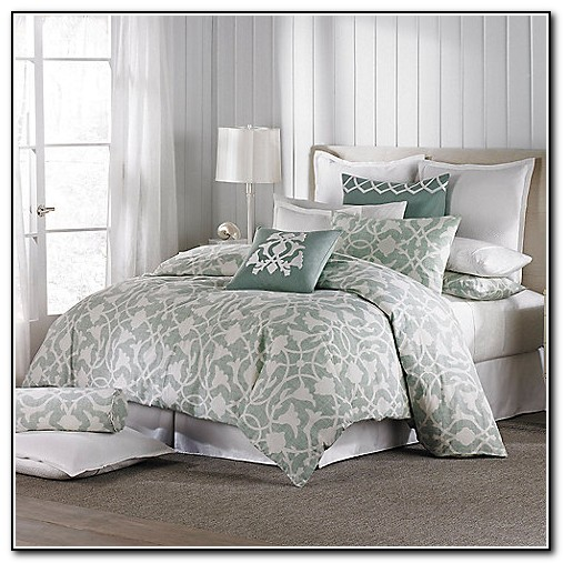 Barbara Barry Bedding Poetical King Comforter Set