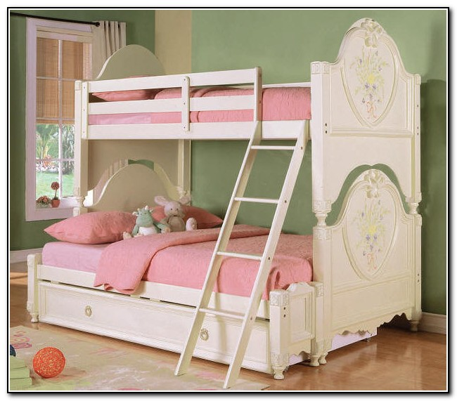 Bunk Beds For Girls Twin Over Full Beds Home Design