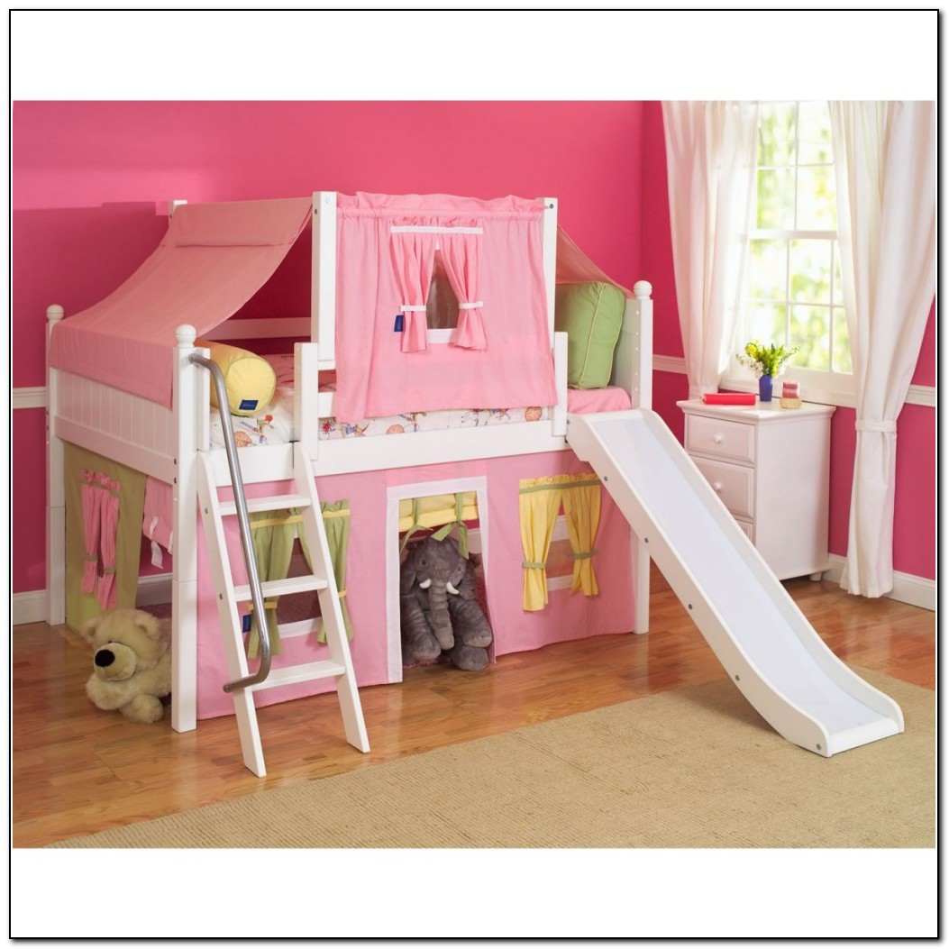 loft beds for girls bing images. Black Bedroom Furniture Sets. Home Design Ideas