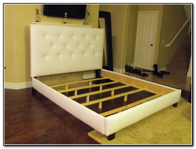 Cal King Bed Frame Plans