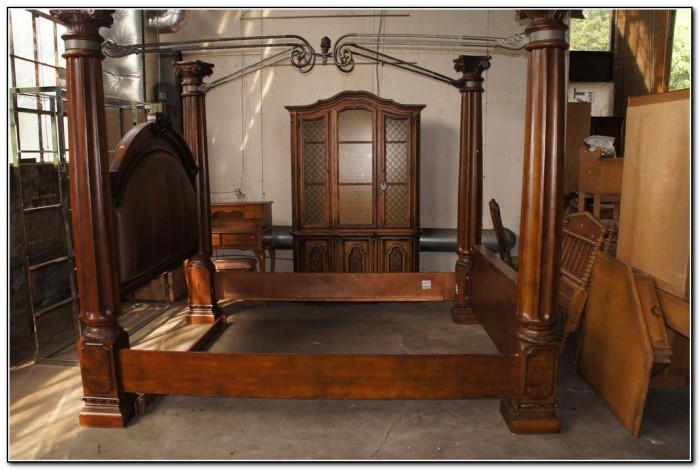 California King Bed Frame And Headboard