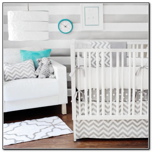 Chevron Baby Bedding Sets