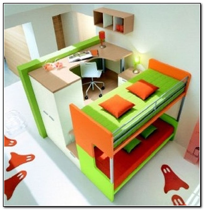 Cool bunk beds for kids beds home design ideas for Cool furniture for kids