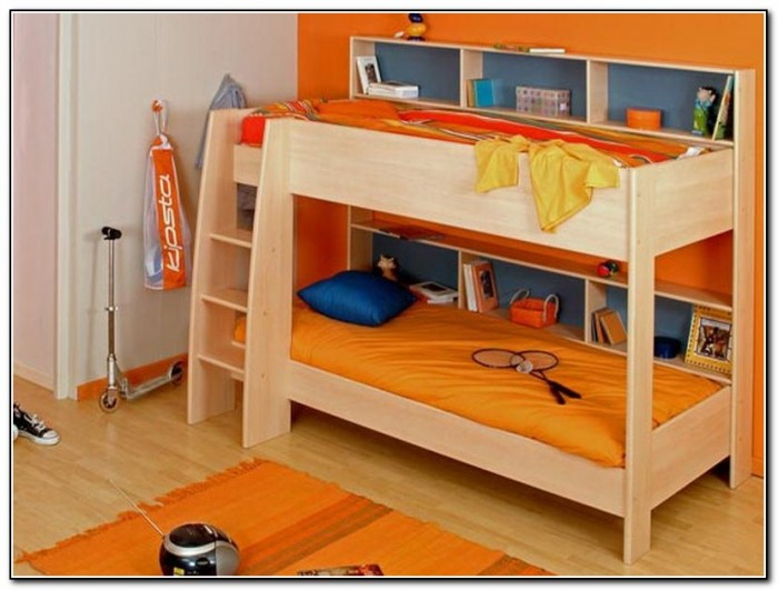 Cool Bunk Beds With Stairs