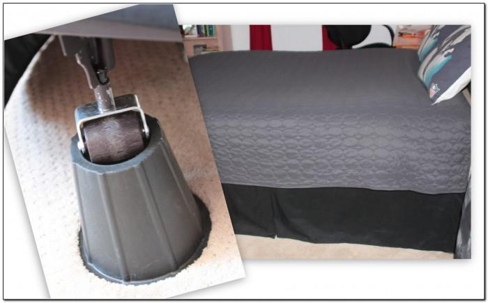Diy Bed Frame Risers