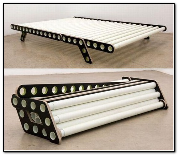 Fold Up Bed Frame