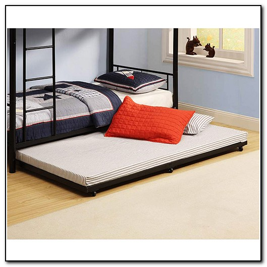 Full Size Trundle Bed Frame
