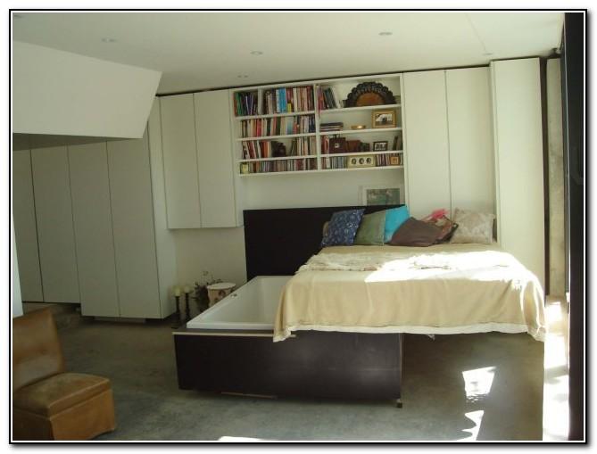 Hide A Bed Diy