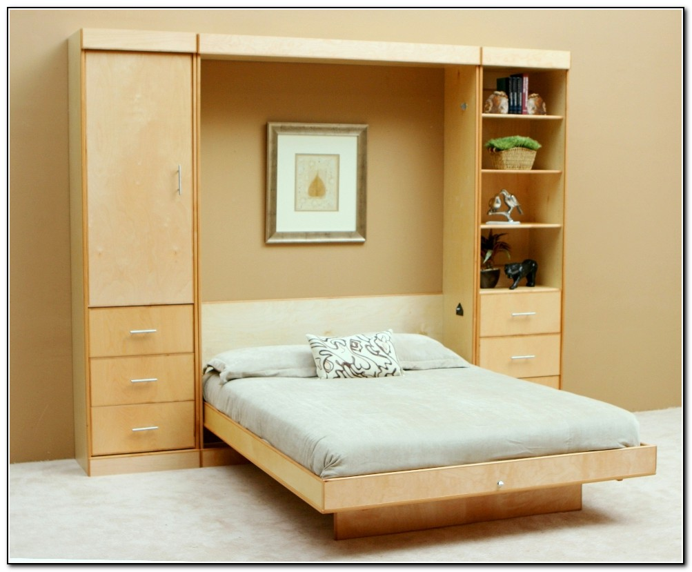 Hide A Bed Wall Unit Beds Home Design Ideas