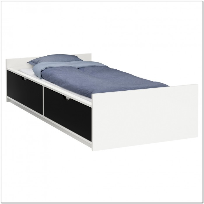 Ikea Twin Bed With Drawers