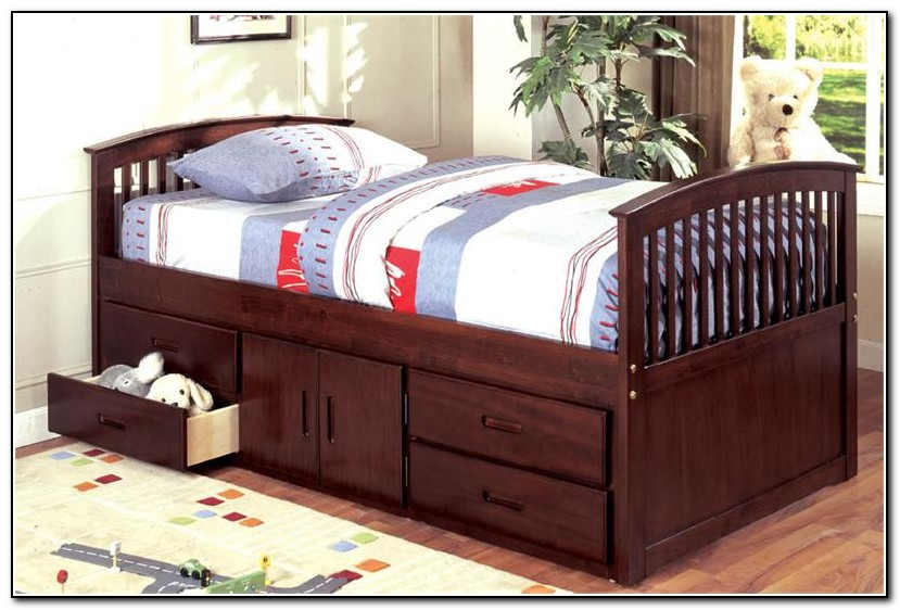 Kids twin beds with drawers download page home design ideas galleries home design ideas guide - Toddler beds with drawers ...