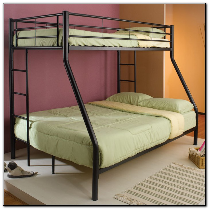 Metal Bunk Beds Twin Over Queen Download Page Home