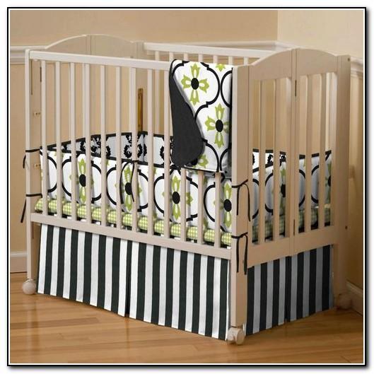 Mini Crib Bedding For Boys