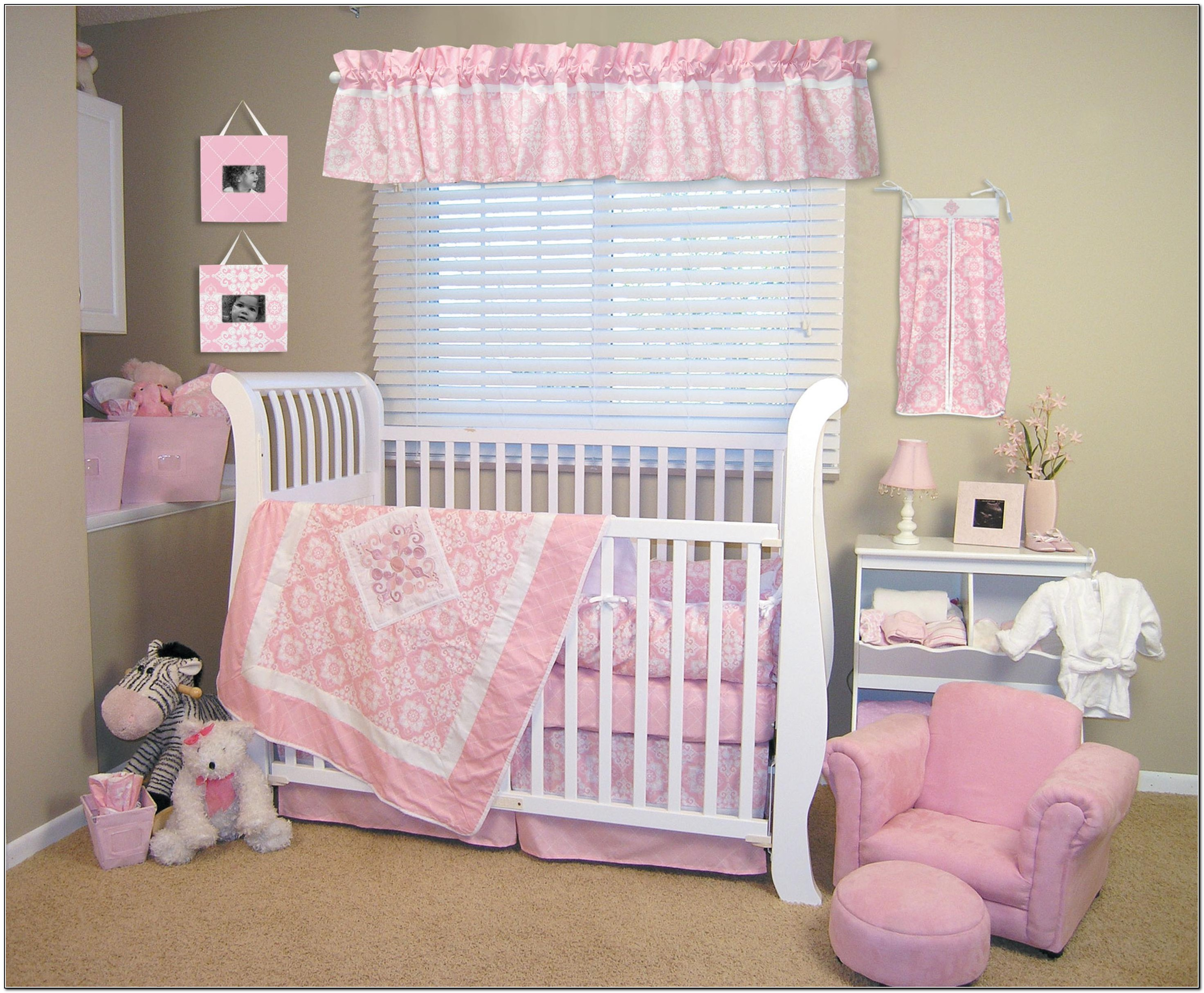 Mini Crib Bedding For Girls Download Page Home Design