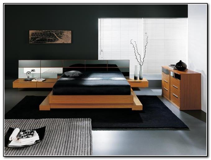 Modern Platform Bed Designs