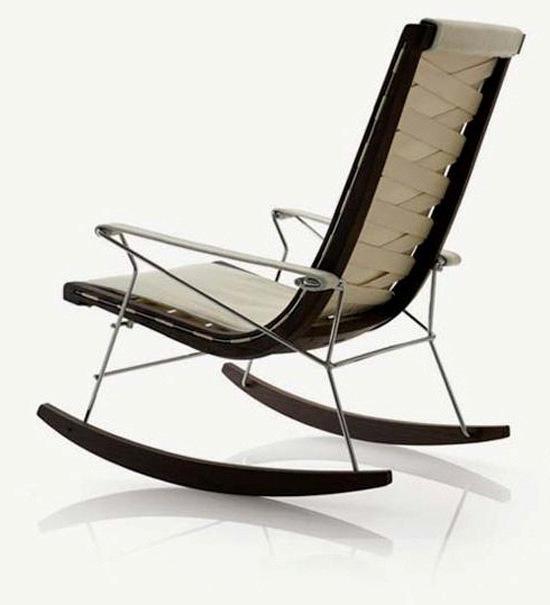Modern Rocking Chair Outdoor
