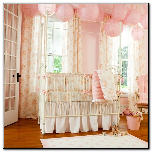 Shabby Chic Baby Bedding For Girls Download Page Home
