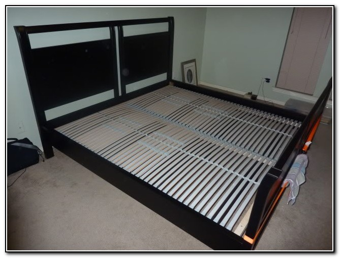 Slatted Bed Base Laxeby