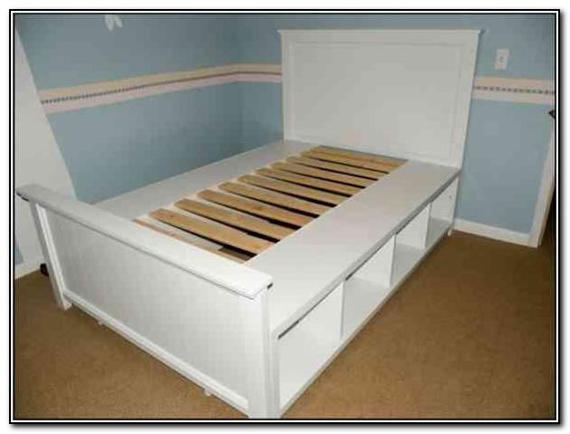 Storage Bed Frame Diy