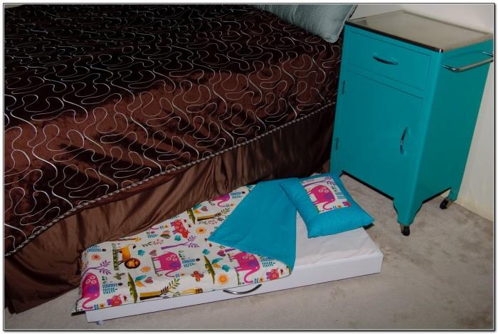 Toddler Trundle Bed Frame