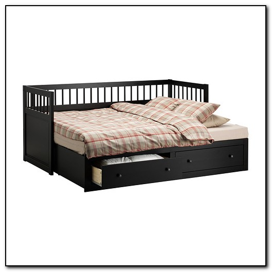 day bed with trundle ikea beds home design ideas
