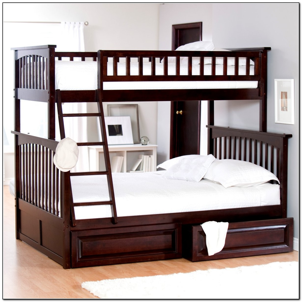 Twin And Full Size Bunk Beds Download Page Home Design