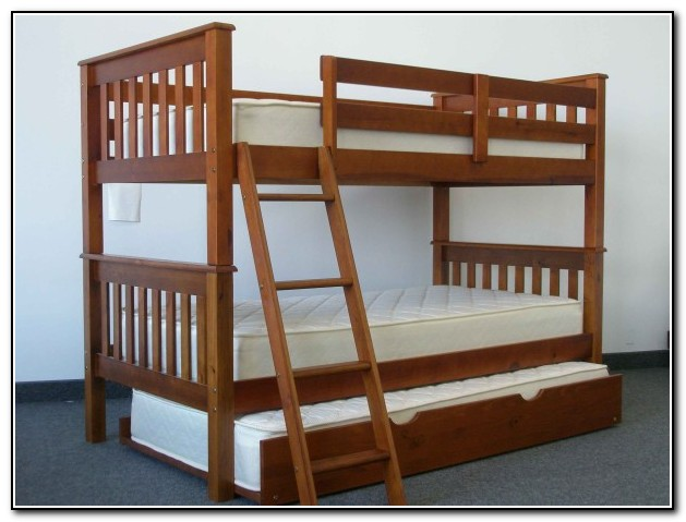 Bunk Beds Twin Over Full With Trundle
