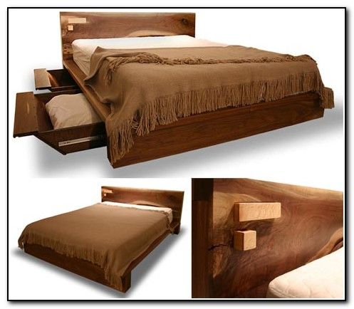Wood Bed Frame Designs