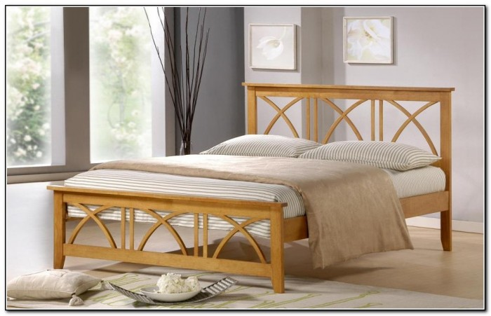 Wood Bed Frame Philippines