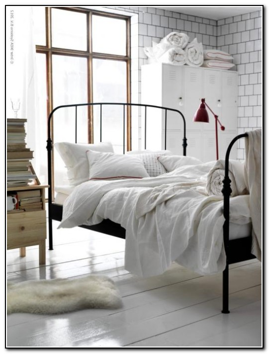Wrought Iron Beds Ikea Beds Home Design Ideas