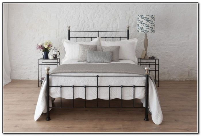 Wrought Iron Beds Uk